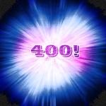 Mar 2019 400th