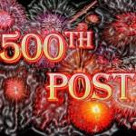 500th apr 18