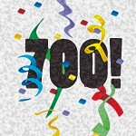 700th Post